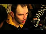 Zdeno Chara on Boston Bruins' defense after losing game 1 to Detroit Red Wings