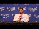 Dirk Nowitzki on Dallas Mavericks' Game 4 Loss to the San Antonio Spurs