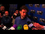 Pau Gasol on getting back to the NBA All-Star Game