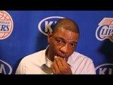 Doc Rivers on Rajon Rondo's fit with Dallas Mavericks & Marcus Smart
