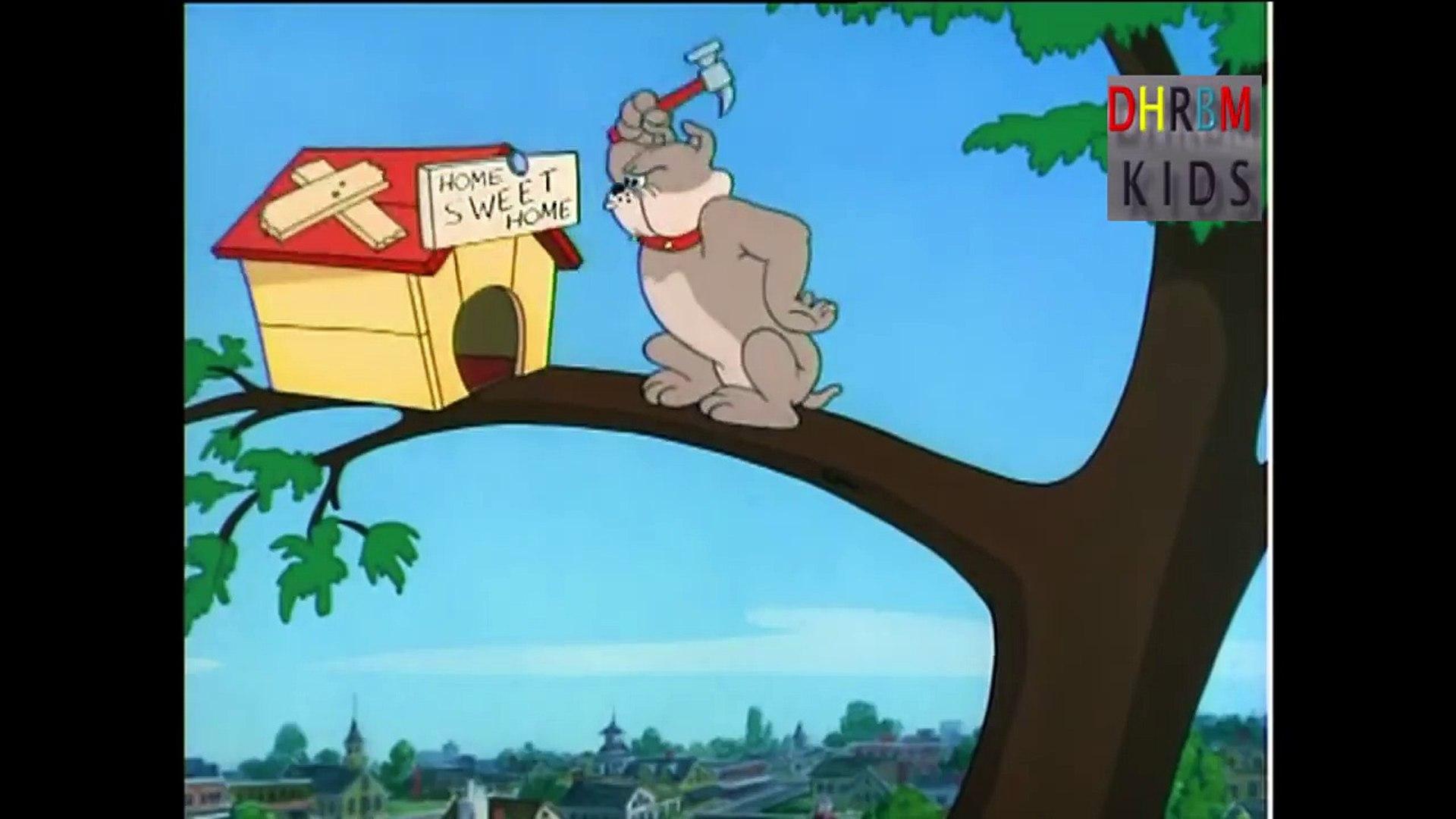 57 توم وجيري عربي حلقة بيت الكلب Tom And Jerry Video Dailymotion