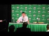 Brad Stevens on Marcus Smart's 1st Career Triple-Double as Celtics Beat Suns 117-103