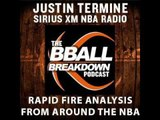 Justin Termine of Sirius XM NBA Radio on Cavs, Warriors, Rockets, And MORE