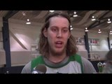 Kelly Olynyk on Kelly Oubre Jr 's Suspension, Being Called a Dirty Player