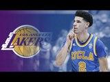 Lakers Land #2 Pick in NBA Draft: L.A. Daily News Lakers Beat Writer Mark Medina Reacts