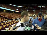 Brad Stevens Celtics injury update for Amir Johnson and Isaiah Thomas ahead of Game 4 Cavs v Celtics
