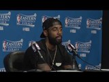 Kyrie Irving on Returning to NBA Finals, On Court Relationship with Lebron James