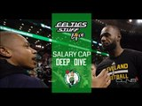 Examining CELTICS salary cap situation w/ EXPERT, Sam Sheehan of Celtics Hub
