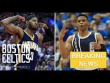 Paul George TRADED to THUNDER + BLAKE stays in LA