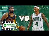IT vs KYRIE: Would CELTICS Give Up ISAIAH THOMAS for Kyrie Irving? - Celtics Roundtable