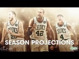 CELTICS to Exceed Projections, Win 55+ Games + DUELING Wahlbergs on Isaiah Thomas vs. Kyrie Irving