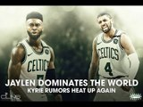 JAYLEN BROWN Demonstrating why CELTICS Drafted Him With Play and Leadership