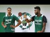 [News] Jaylen Brown, Jayson Tatum Starting Tonight for Boston Celtics| Boston Celtics No. 6 in...