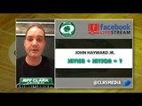Q&A w/ Jeff Clark, CEO of CELTICS BLOG: Jayson & Jaylen, Marcus Morris, DPE options...