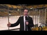 BRUINS down GOLDEN KNIGHTS 2-1 - CLNS GARDEN REPORT on ICE w/ JIMMY MURPHY
