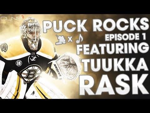 (exclusive) Bruins' TUUKKA RASK joins Jimmy Murphy - CLNS Garden Report on Ice: Puck Rocks EP1