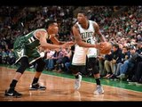 Boston Celtics def. Milwaukee Bucks 111-100