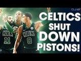 Yabusele Riffs, Locking Down PISTONS, Conspiracy Theories | Celtics Roundtable
