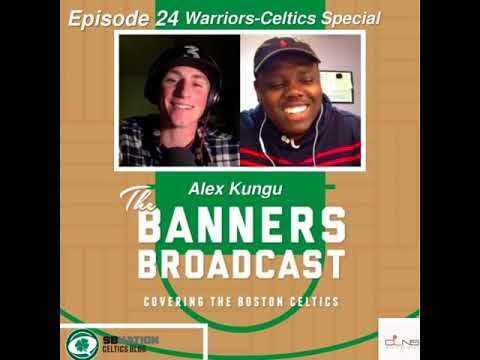 24: Celtics Warriors reflections, a Kyrie Irving concession and Terry Rozier | Jaylen Brown |...
