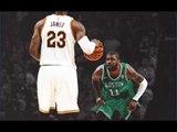 Cleveland Cavaliers Def. Boston Celtics 121-99 | Powered by CLNS Media