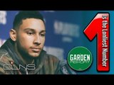 JAYSON TATUM plays like ROY, BEN SIMMONS scores a point, MARKELLE FULTZ naps - The Garden Report