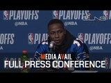 FULL PRESSER: 76ers - Celtics Game 1 Post-Game Press Conferences