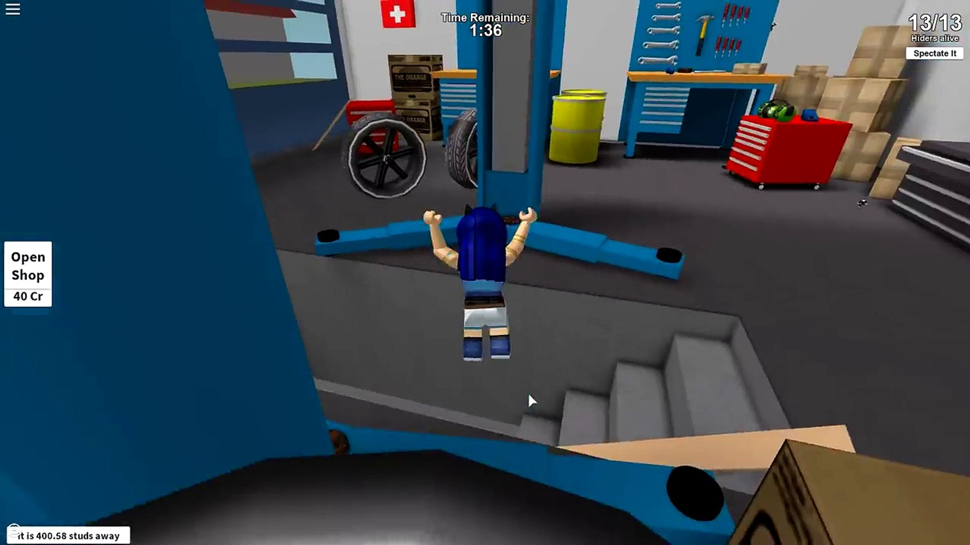 Denis Playing Roblox Hide And Seek 593 Roblox Hide And Seek Extreme Best Hiding Spot Ever Video Dailymotion