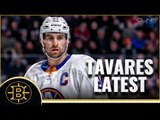Do BRUINS Have A Shot At JOHN TAVARES?