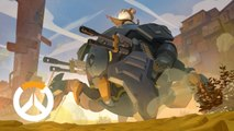 Overwatch - Les origines de Bouldozer (Hammond)
