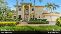 Single Family For Sale: 7370 SW 170 Ter Palmetto Bay,  $935000