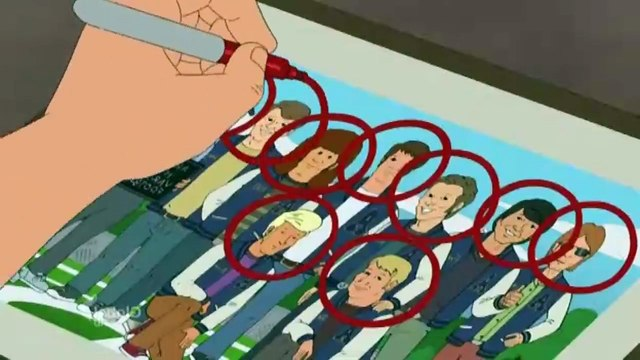 King Of The Hill S13E11 Bwah My Nose