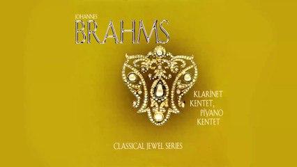 Ralph Menno, Alfredo Perl & Michaela Paetsch Neftel - Brahms_ Klarinet Kentet & Piyano Kentet (Full Albüm)