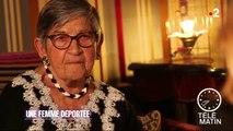 Pour ne jamais oublier - Ginette Kolinka, une femme déportée