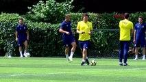 Spor Fenerbahçe'de Hazırlıklar Sürüyor -Hd