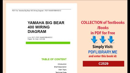 big bear 400 wiring diagram dm 6e595d50e089a86eaf527d267f1e9fe1 videos dailymotion  videos dailymotion