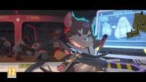 Overwatch : découvrez les origines de Bouldozer, le héros hamster du FPS de Blizzard