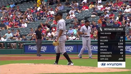 Chicago White Sox vs Cleveland Indians Full Game Highlights - May 30, 2018