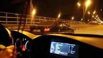 BMW E60 M5 vs BMW E92 M3 чип+выхлоп c 80 км