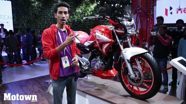 The Auto Expo Show 2016 | The Best Of Bikes | Motown India