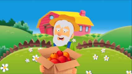 Old MacDonald Had a Farm Nursery Rhymes song for Children, Babies - Best kids songs
