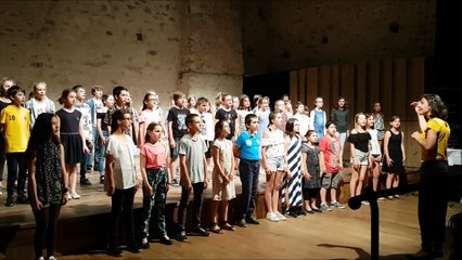 Académie vocale du 25 au 27 juin 2018 En partenariat avec le Festival de La Chaise-Dieu  Auditorium Cziffra, 27 juin 2018
