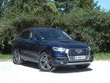 Essai Audi Q5 2.0 TDI 190 Quattro S-Tronic 7 Avus (2018)