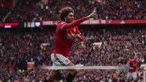 Marouane Fellaini prolonge à Manchester United jusqu'en 2020