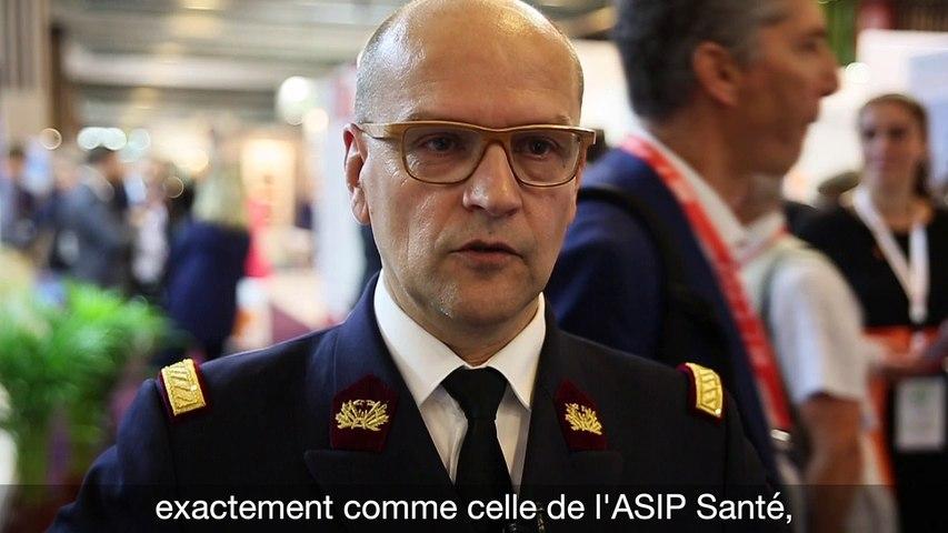Le Service de Santé des Armées - Didier Mennecier, DSI du SSA