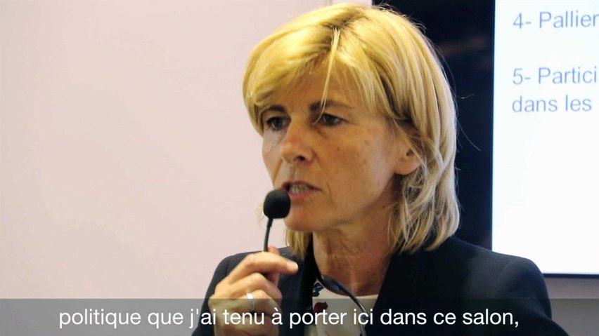 IsèreAdom – Frédérique Puissat, Sénatrice