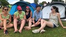 Bichoiseries. Les indispensables des festivaliers présents au camping