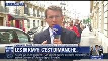 """80 km/h: il n'y a """"strictement aucun doute que ça fonctionnera"""", estime le délégué interministériel à la sécurité routière"""