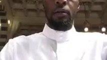 Ben Oumar Bamba - Un Grand Salam de Djoumouat depuis la mosquée de Prophète (swa)