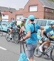 Soigneur Cam!Take a look through the eyes of our soigneurs at Belgium Tour.