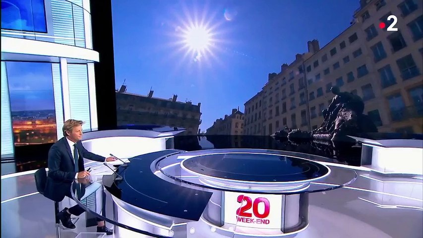 Rhône : un week-end de canicule